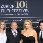 Zurich Film Festival Awards Night 2014