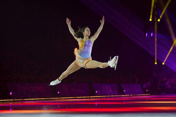 Ice, Glamour and Talent –  Art on Ice 2015