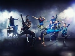 Red Bull Flying Illusion – Breakdancing in Zurich