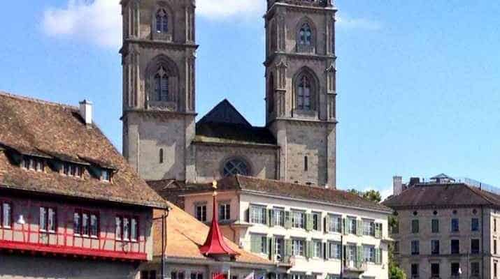What's On In Zurich Late July 2015