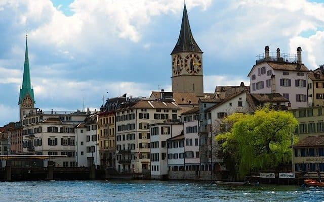 What's On in Zurich Early May 2016