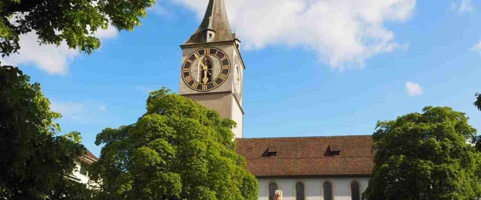 What's On In Zurich End of May Early June