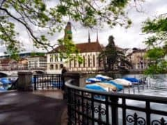 What's On in Zurich End of May 2016
