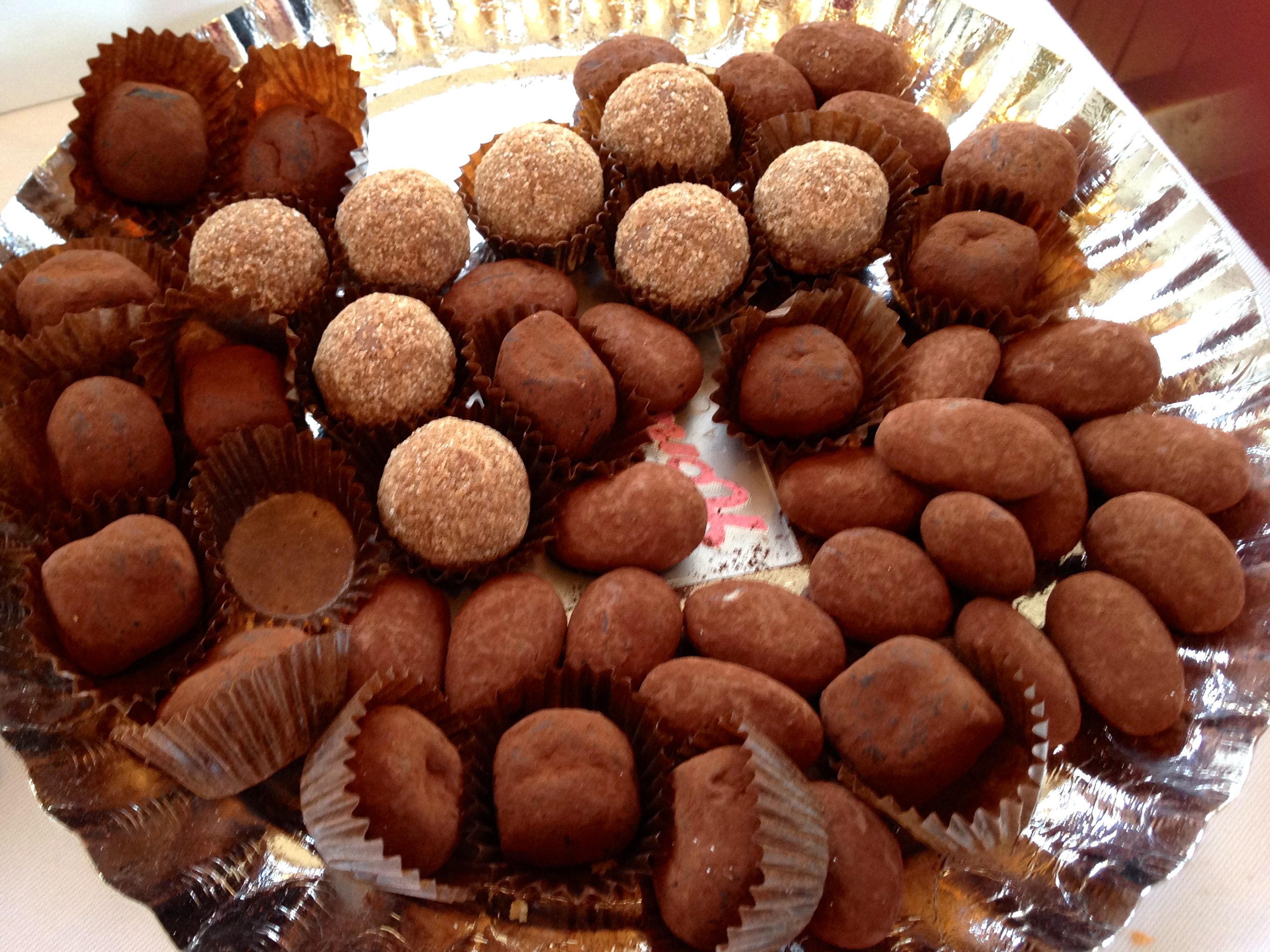Schoggi Tram Zurich, Chocolate tram Zurich, Confiserie Honold
