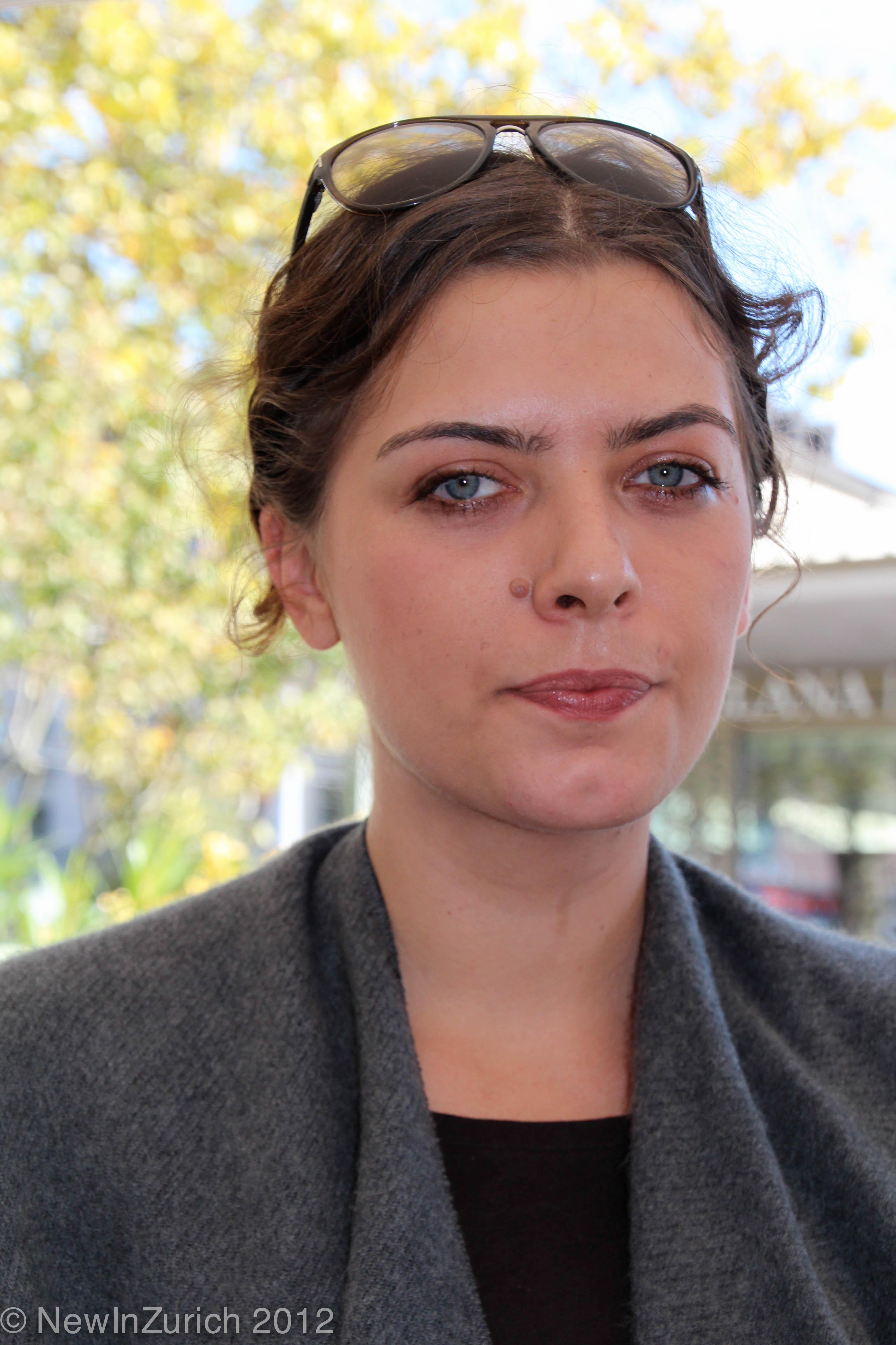 Mareike Wegener, Zurich Film Festival 2012 © NewInZurich