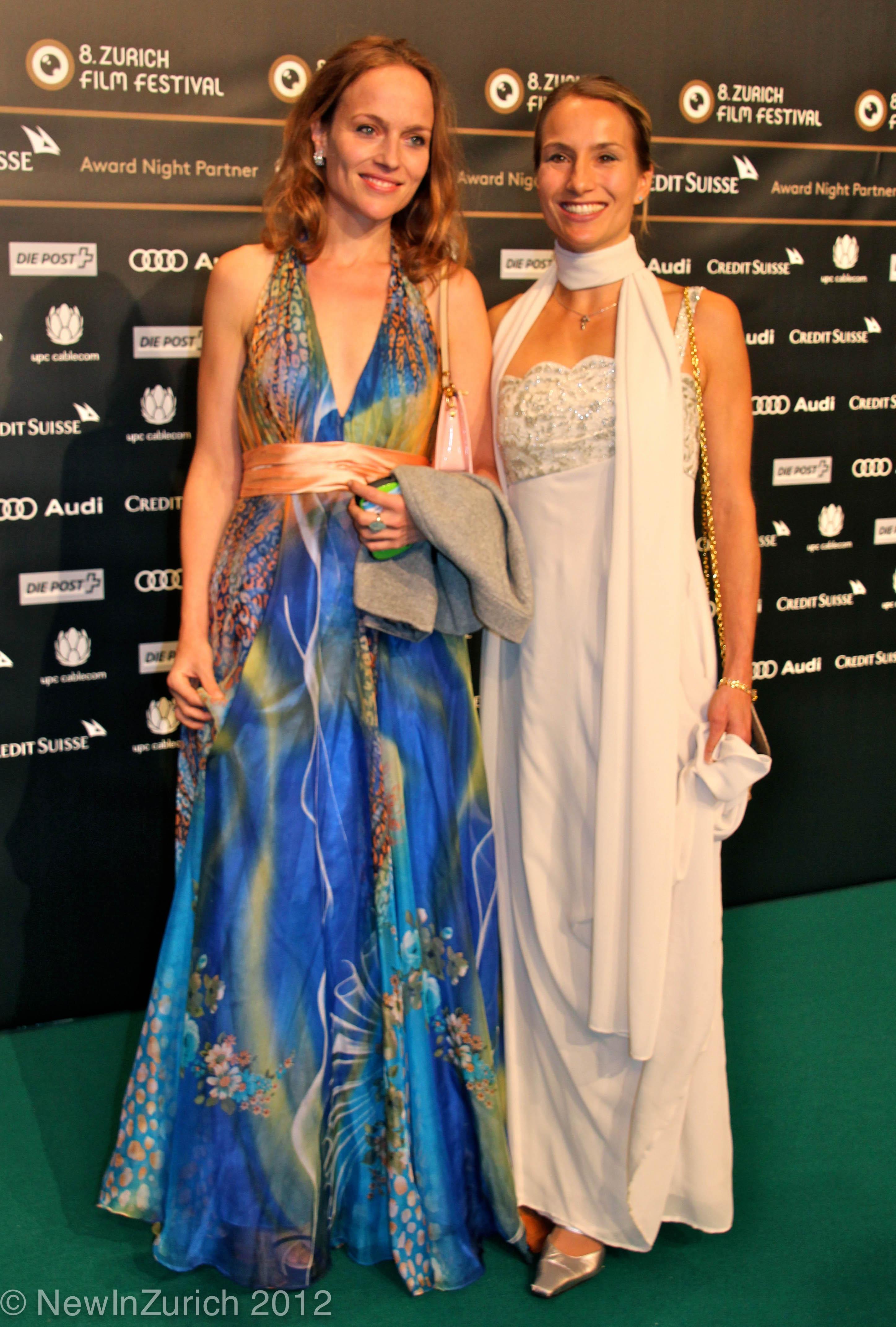 Jacqueline Schneider-Walcher, Zurich Film Festival 2012