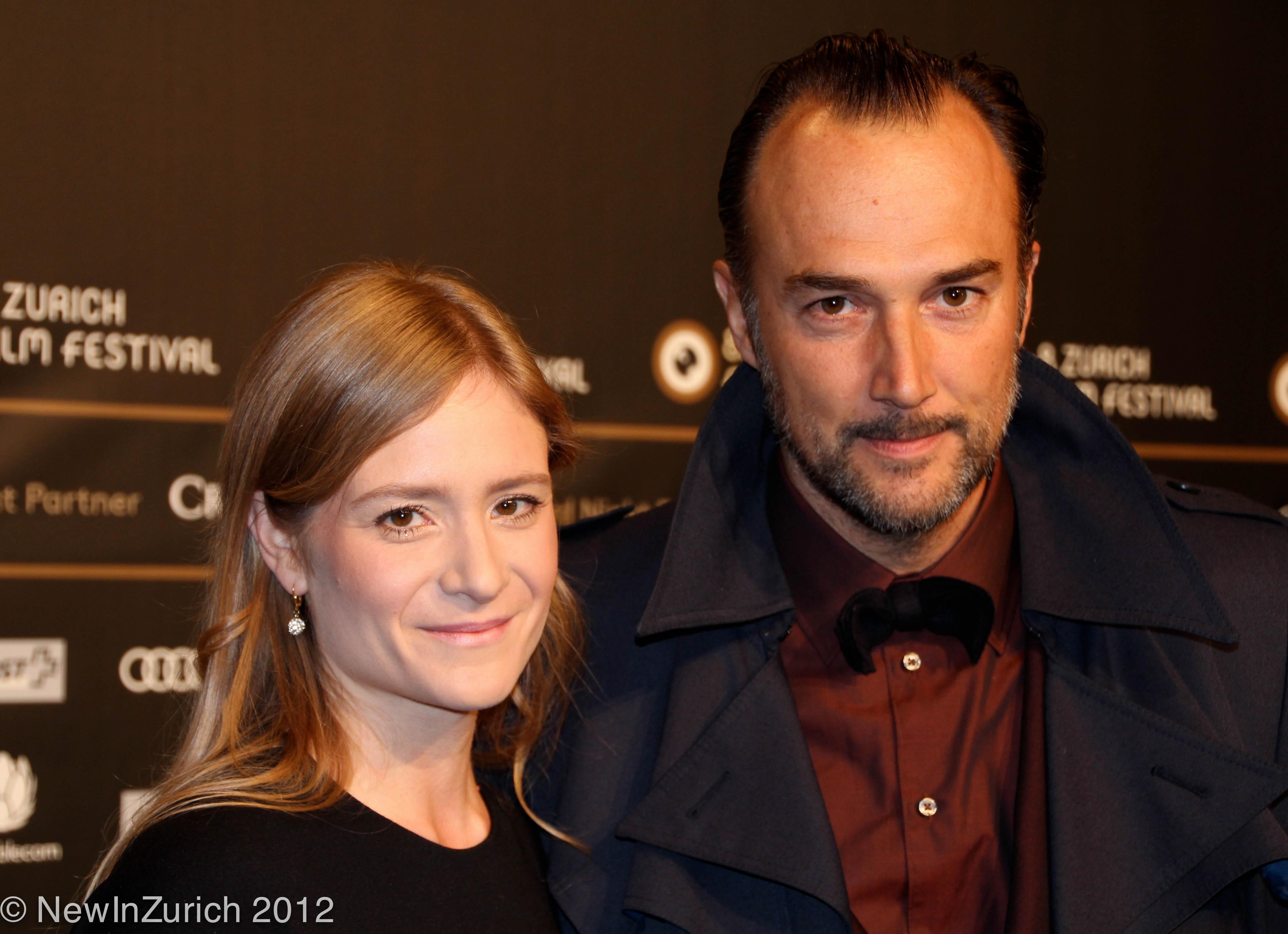 Carlos Leal, Zurich Film Festival 2012 © NewInZurich