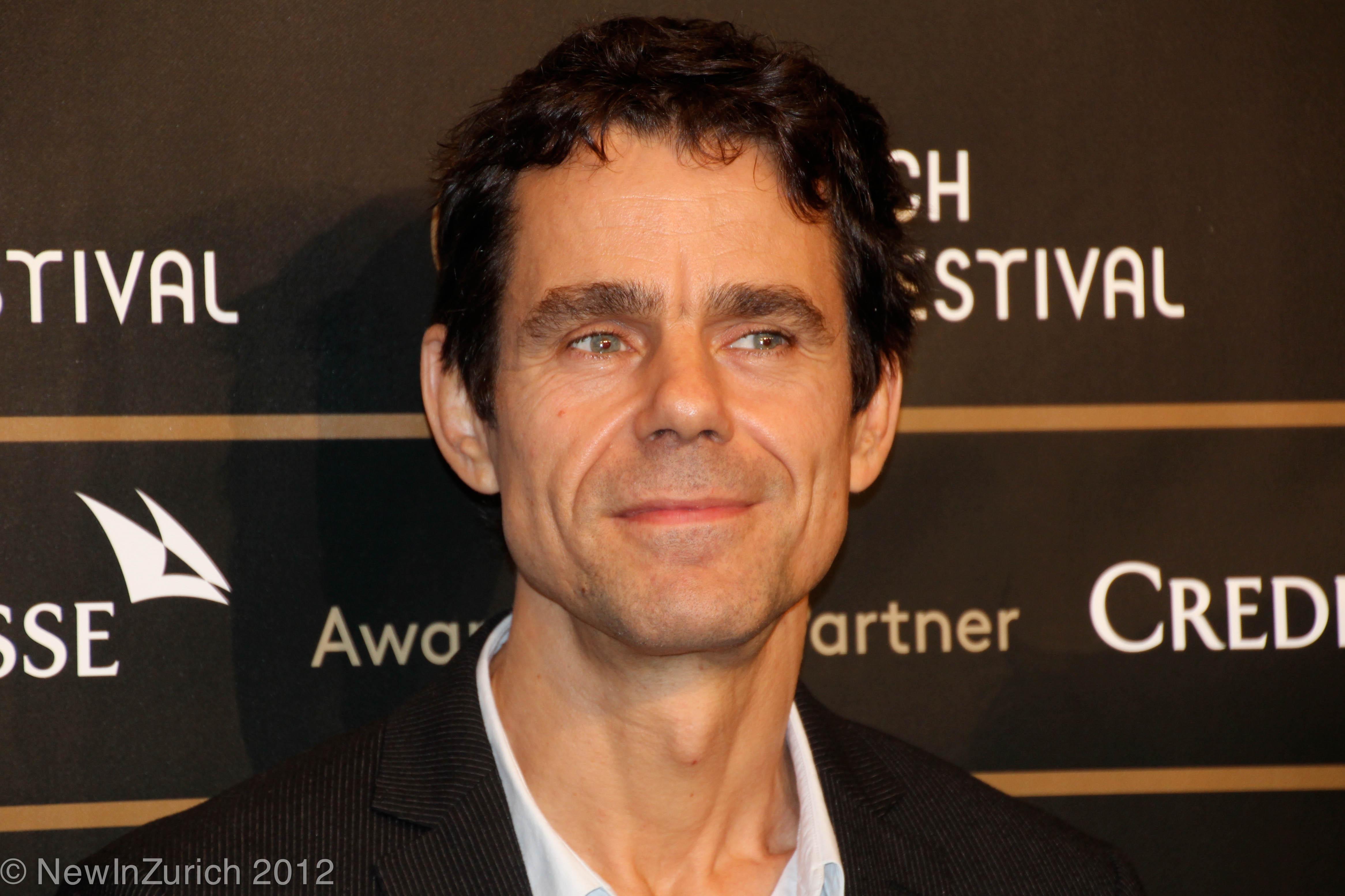 Tom Tykwer, Zurich Film Festival 2012