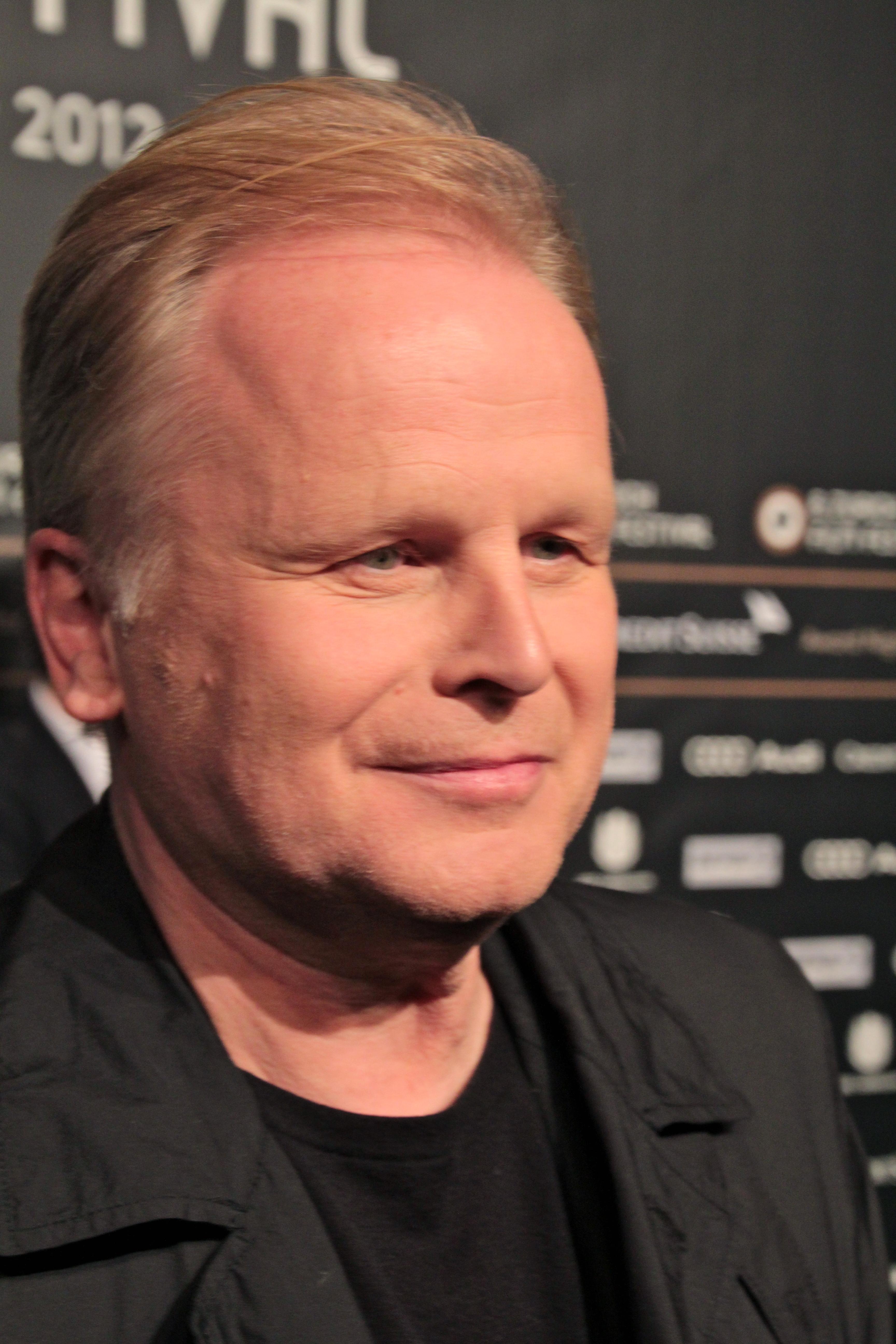 Herbert Groenemayer, Zurich Film Festival 2012 © NewInZurich