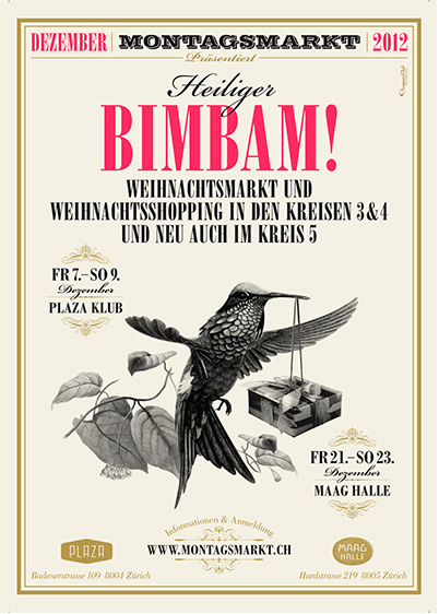 "Are you going to ""Heiliger Bimbam"" Christmas Market and Night Shopping 7th – 9th December?"