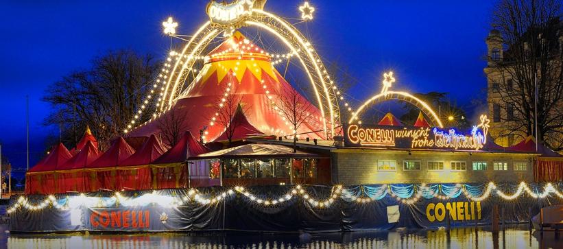 conelli circus Zurich