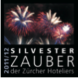 New Years Eve Fireworks Zurich
