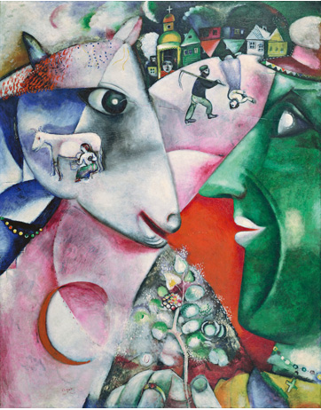 Marc Chagall Exhibition at the Kunsthaus