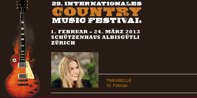 International Country Music Festival Albisguetli