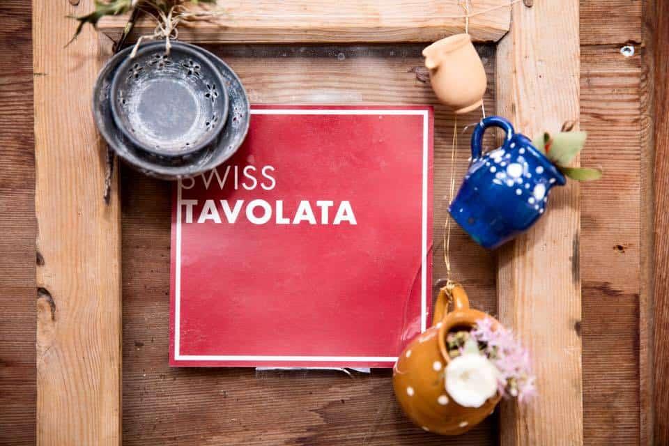 Swiss Tavolata
