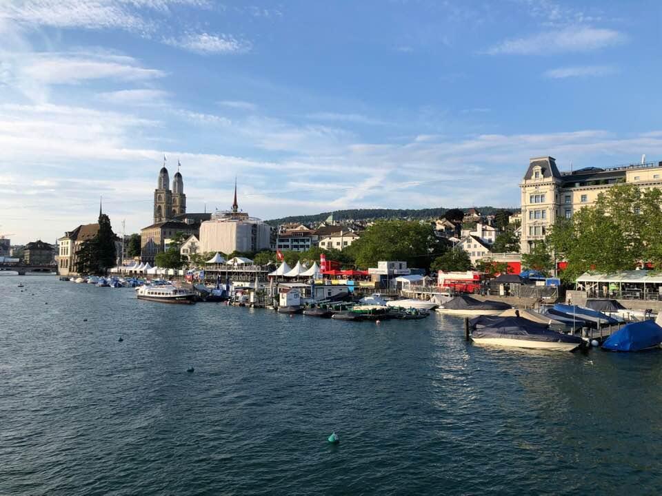 Photos of Züri Fäscht 2019 Zurich Switzerland