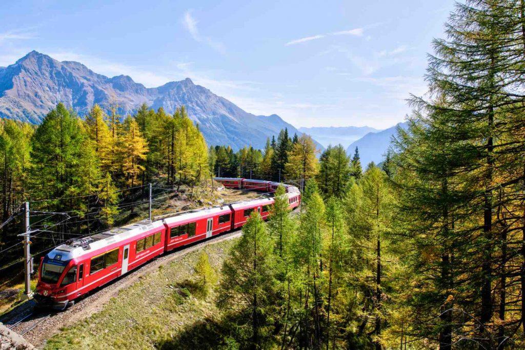 Bernina Express & Rhaetian Bahn