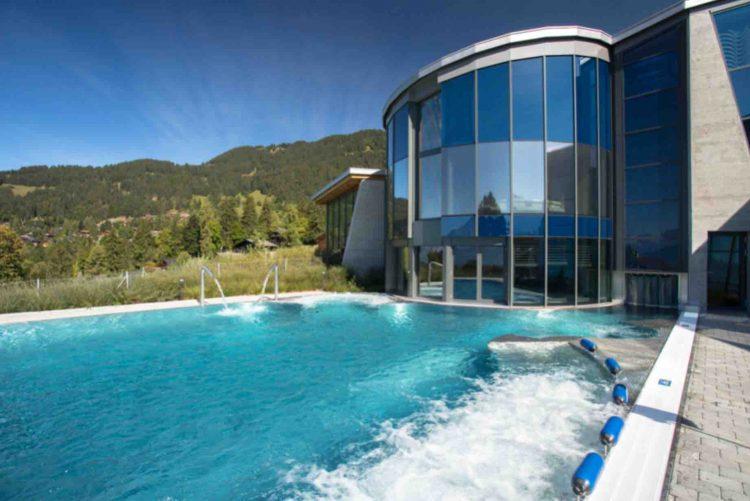 Bains de Villars Pool & Wellness Villars