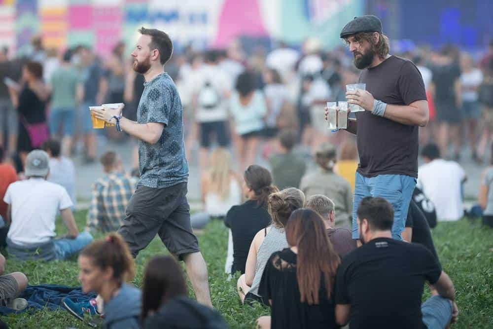 Photos of Zurich Openair Music Festival 2018