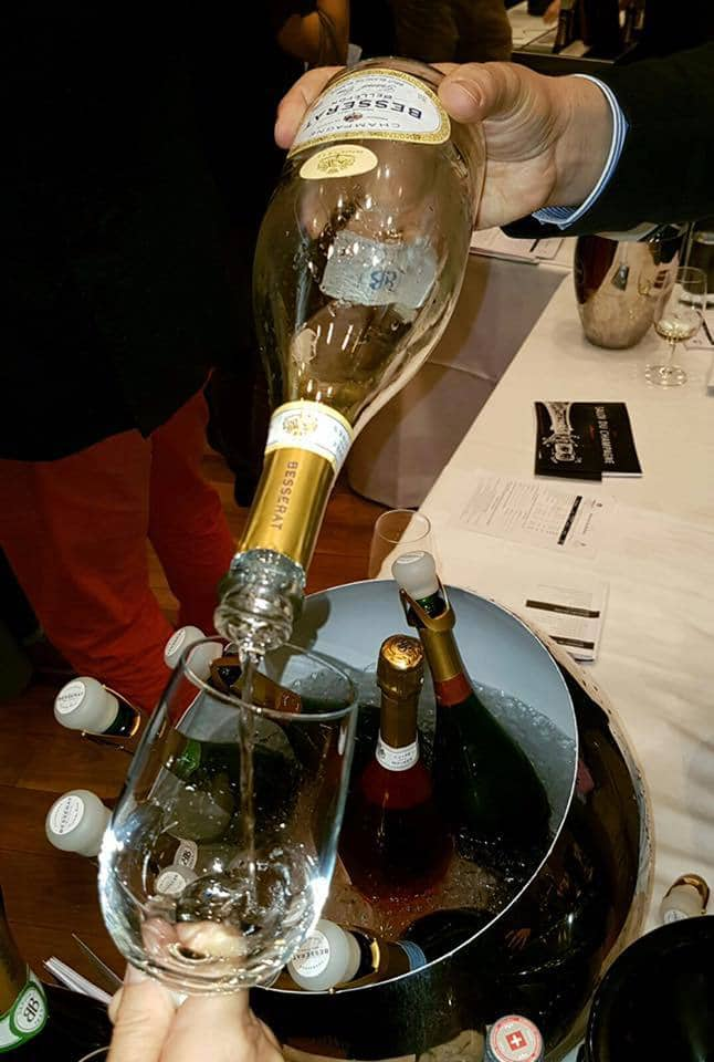 Salon du Champagne Zurich