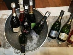 Switzerland Number 8 in the World of Champagne Drinkers