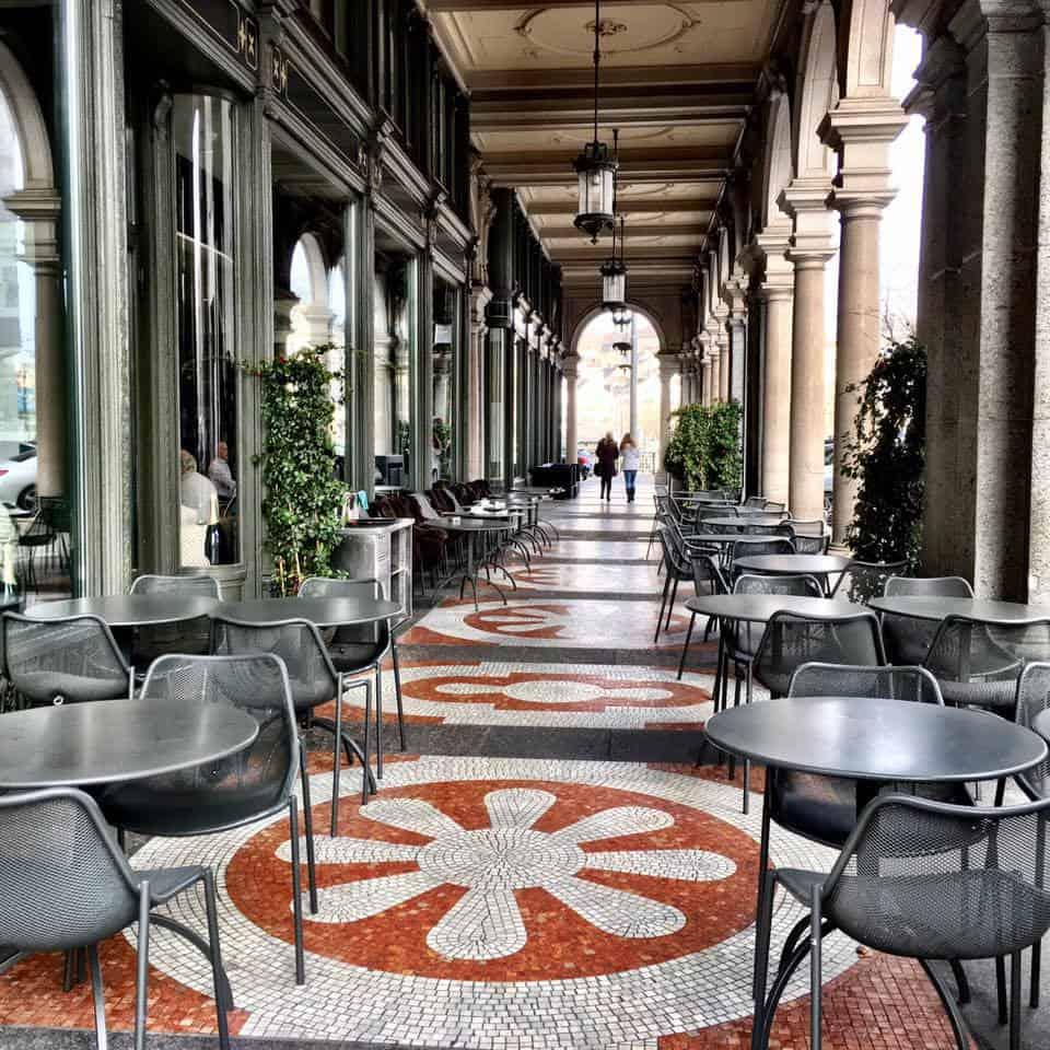 Kat Morse Salon du Champagne Zurich