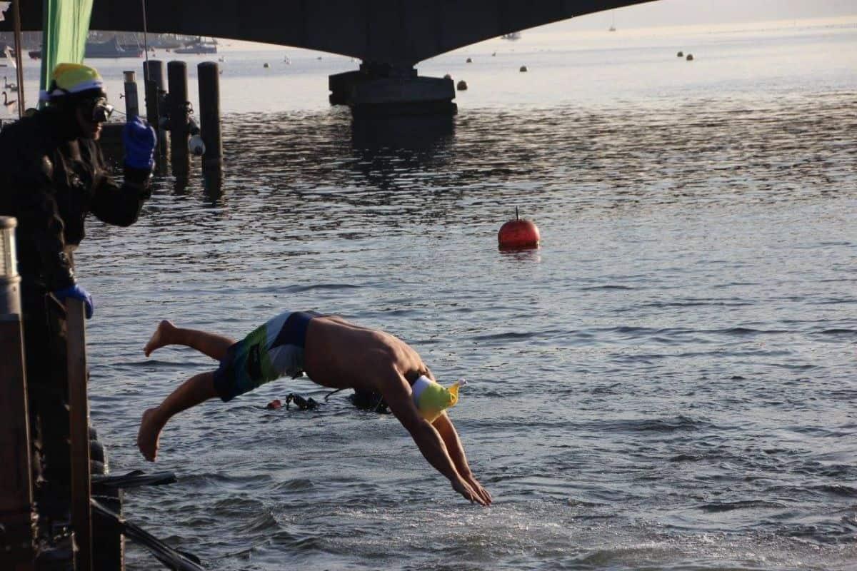 Samichlausschwimmen 2016