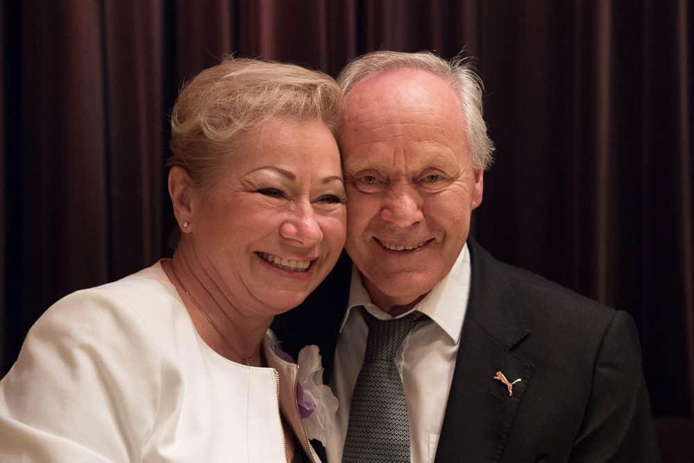Köbi Kuhn Credit Suisse Sports Awards 2016