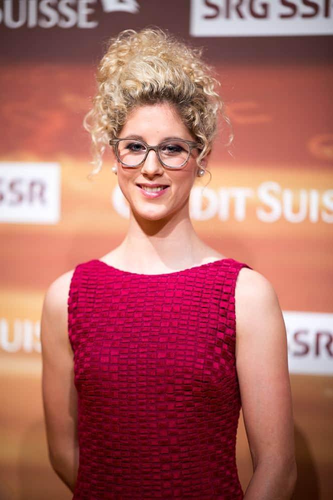 Jolanda Neff Credit Suisse Sports Awards 2016