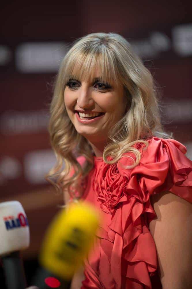 Timea Bacsinsky Credit Suisse Sports Awards 2016