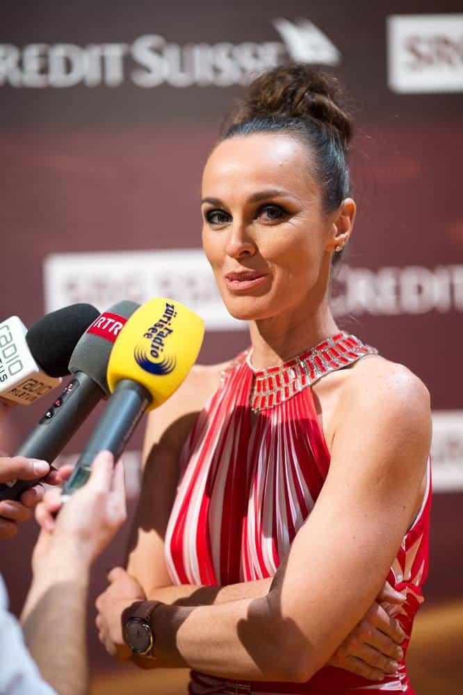 Martina Hingis Swiss Sports Awards 2016