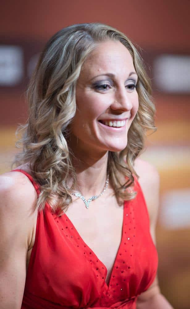 Daniela Ryf Credit Suisse Sports Awards 2016
