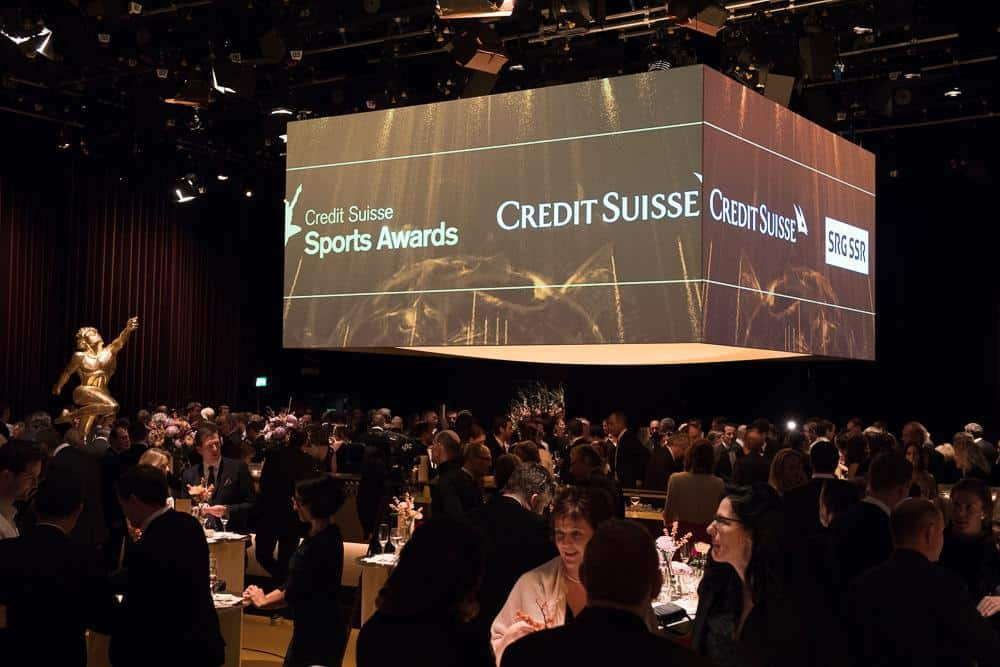 Credit Suisse Sports Awards 2016