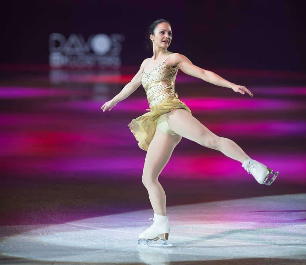 Photos of Art On Ice Davos 2017