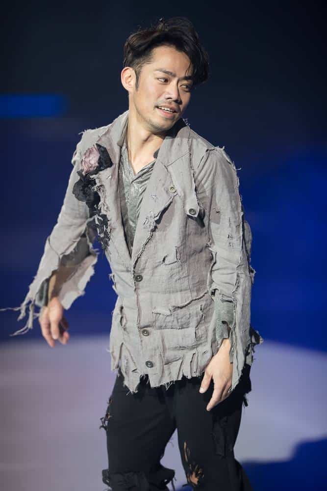 Daisuke Takahashi at Art On Ice Davos 2017