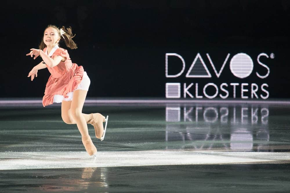 Art On Ice Davos 2017