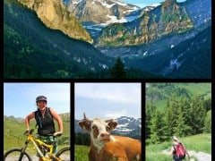Champéry – Mountain Biking, Hiking and Lots more