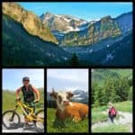 Champery – mountain biking, hiking and lots more