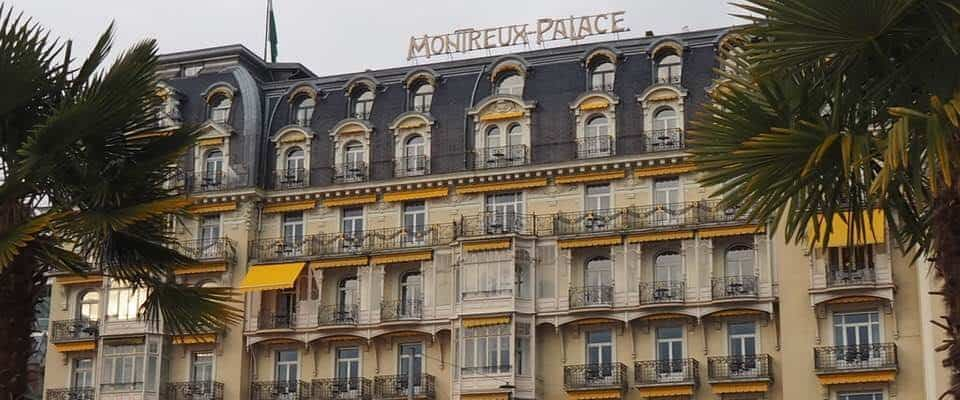 A Majestic Stay at the Fairmont Le Montreux Palace