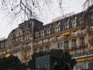 Montreux Palace Hotel Montreux Riviera