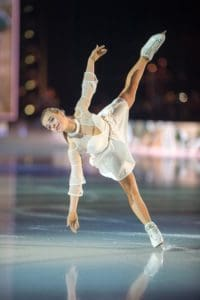 Elena Radionova at Art On Ice Zurich