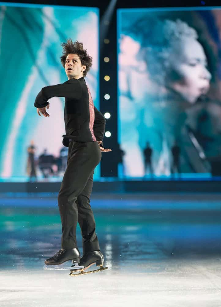 Stéphane Lambiel Art On Ice Zurich 2018