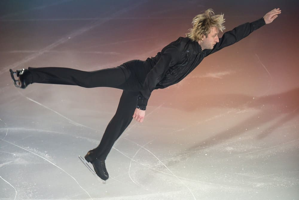 Evgeni Plushenko at Art On Ice Zurich 2018