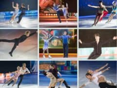 ART ON ICE 2019 – James Blunt & Champion Ice Skaters