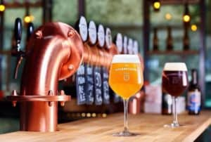 Be part of the International Beer Bar as it grows