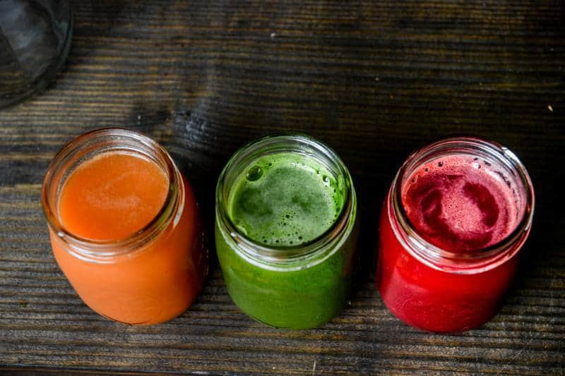 Juice Guide Zurich