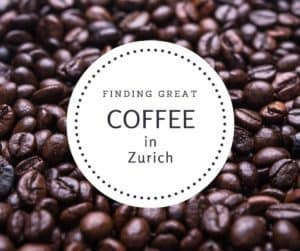 Your Guide to Cafés in Zurich