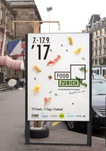 Food Zurich 2017 - Eating is What Connects Us