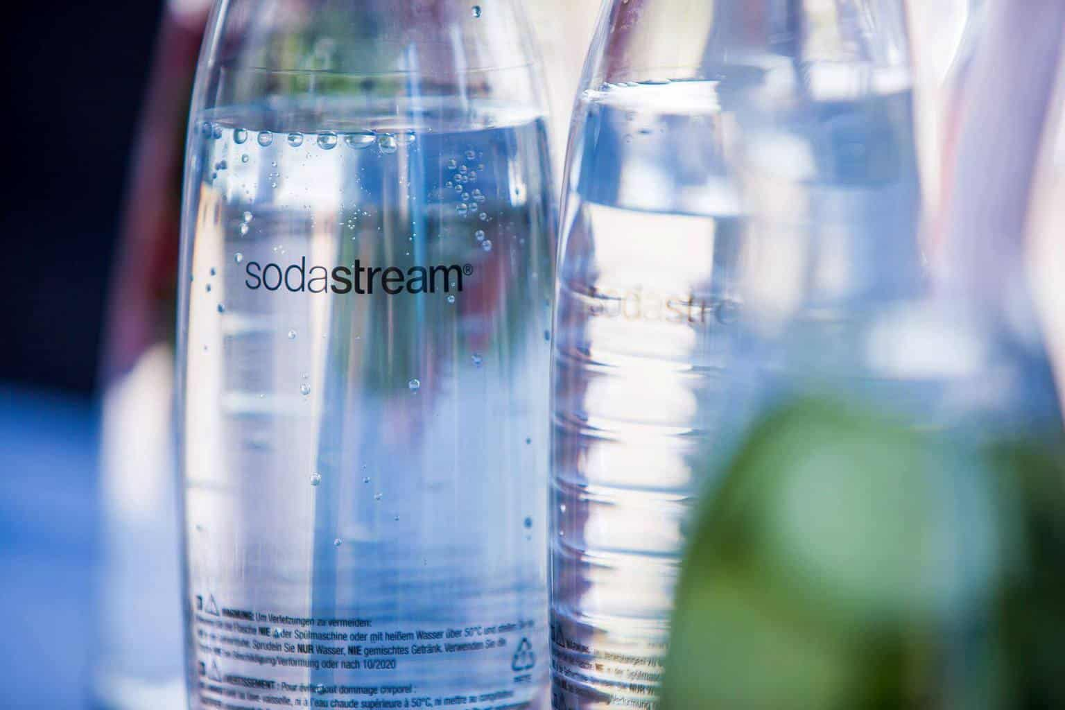 A Trip to Seewasserwerk Moos with Sodastream