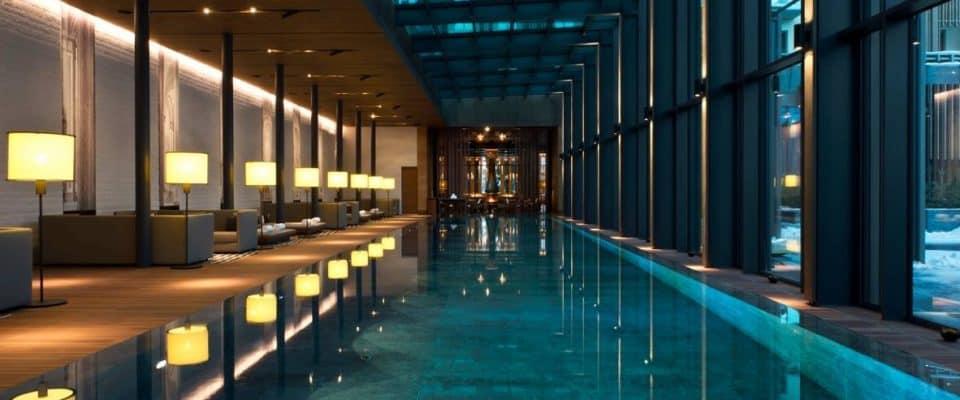 Luxury Slimming at the Chedi Andermatt